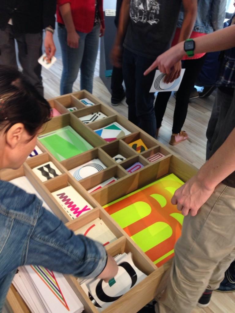 Pangramme, Fanette Mellier - ESADHaR - Galerie 65 - Une Saison Graphique 2014
